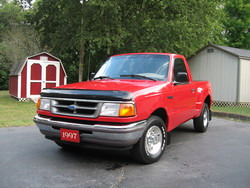 Sonic04s 1997 Ford Ranger Regular Cab