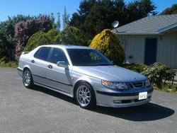 nutsmiths 2000 Saab 9-5