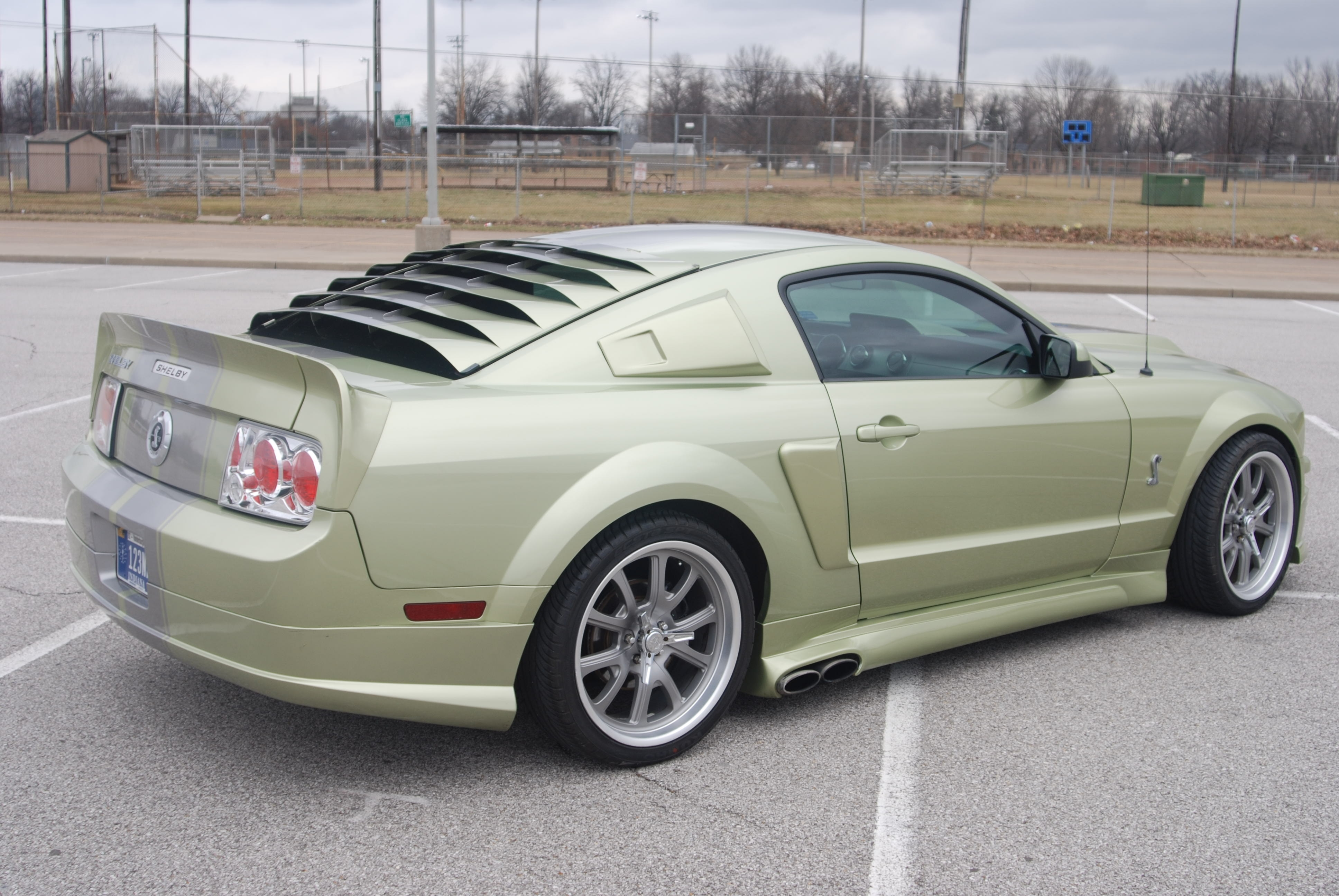 23897 2005 Ford Mustang Specs  Photos  Modification Info