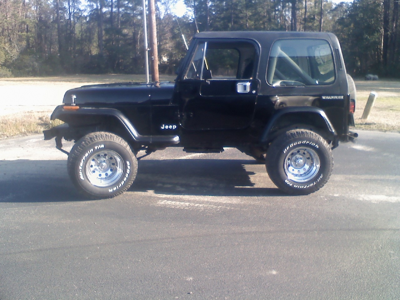 89jeepowners Profile In Springfield Ga 1988 Jeep Wrangler Hard Top Another 89jeepowner 1989 Post 12359370