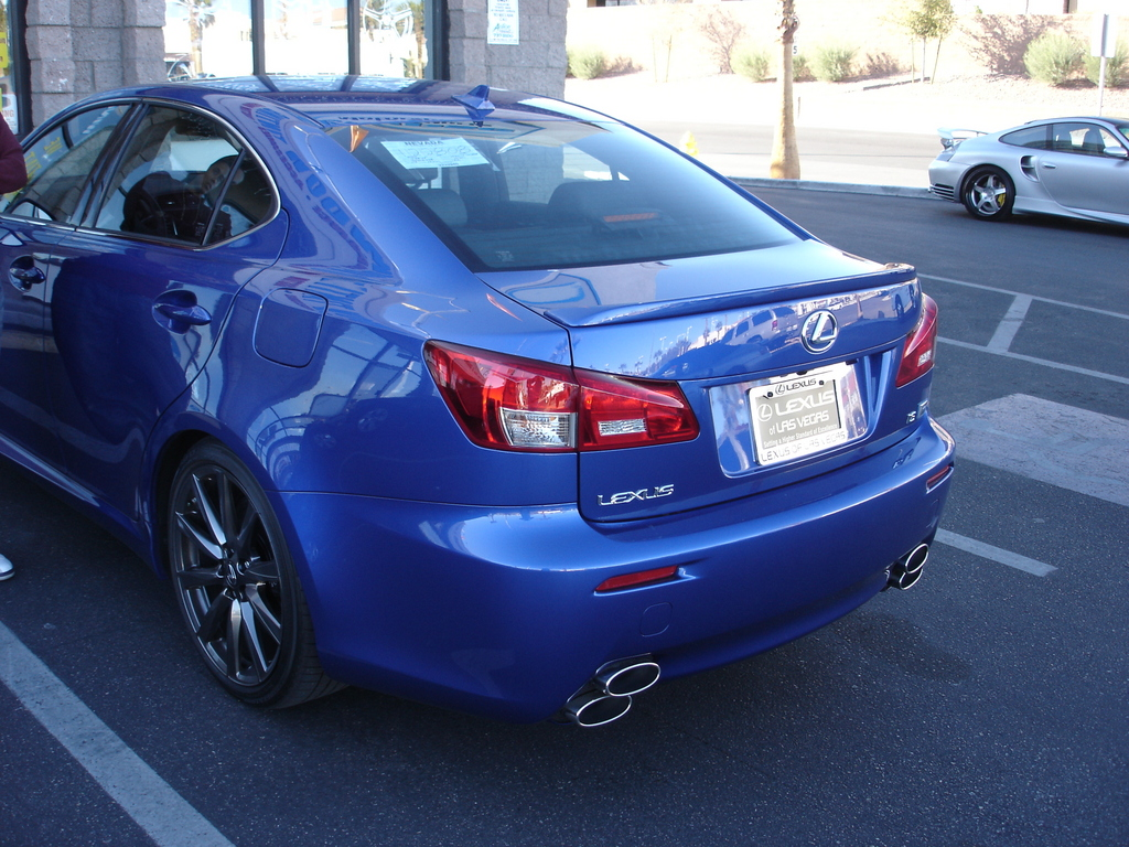 Another iWiLlOwNu82 2009 Lexus IS F post... - 12513099