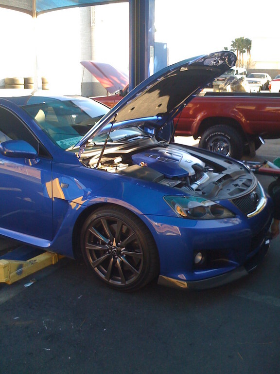 Another iWiLlOwNu82 2009 Lexus IS F post... - 12513115