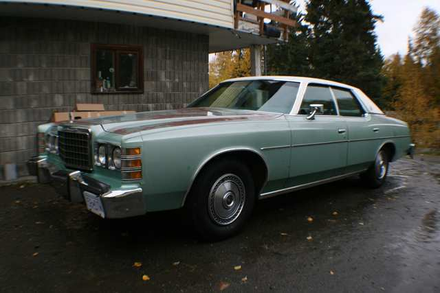 Another Ford_Rellow 1978 Ford LTD post... - 12359762