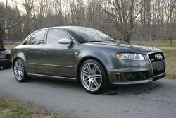 GR8Ghost 2008 Audi RS 4