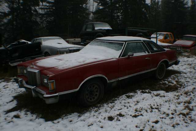 Another Ford_Rellow 1977 Mercury Cougar post... - 12360668