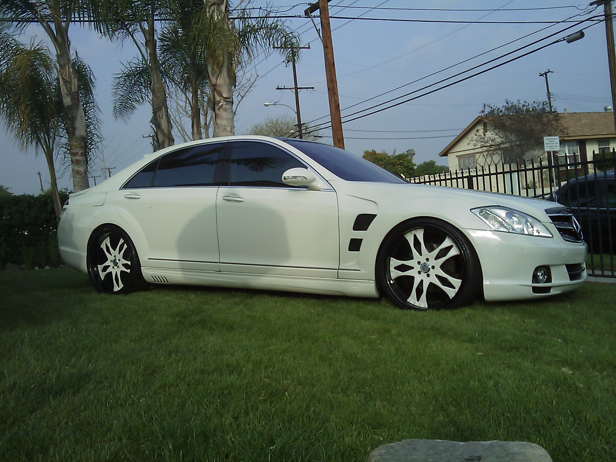 Another elgallo430 2007 Mercedes-Benz S-Class post... - 12361138