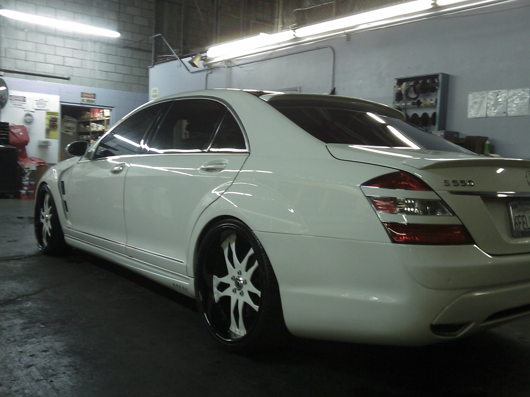 Another elgallo430 2007 Mercedes-Benz S-Class post... - 12361140