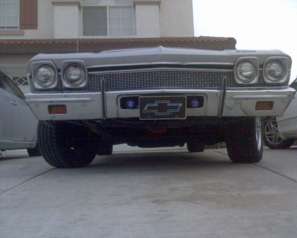 Another ScionXtC 1968 Chevrolet Malibu post... - 12362378