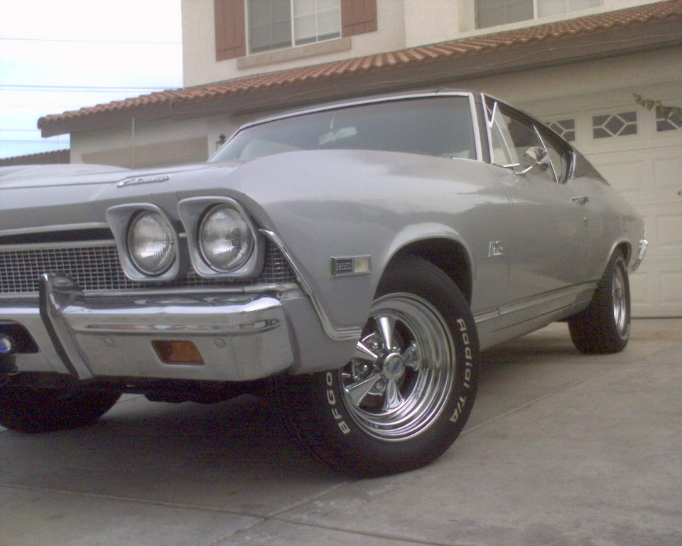 Another ScionXtC 1968 Chevrolet Malibu post... - 12362379