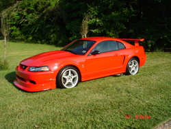 2000RCARs 2000 Ford Mustang