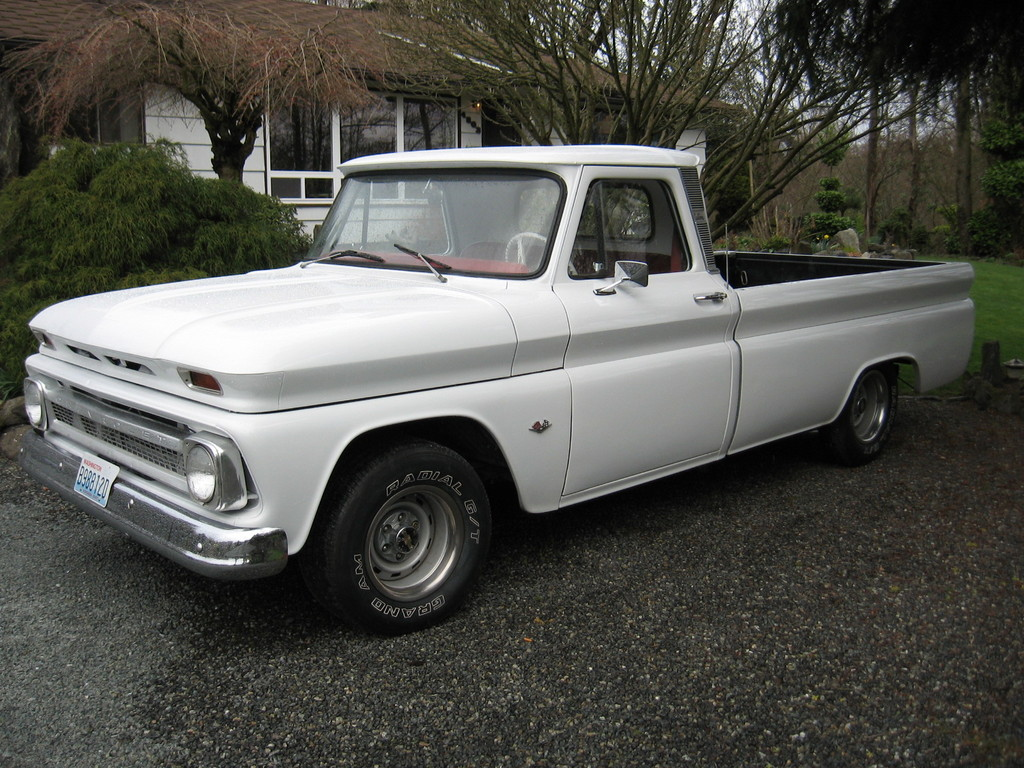 drakelanders 1964 Chevrolet C/K Pick-Up