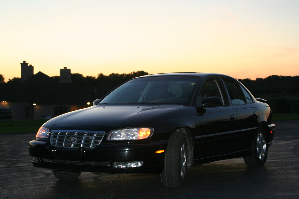 Another Al_Pacino 1999 Cadillac Catera post... - 12361874