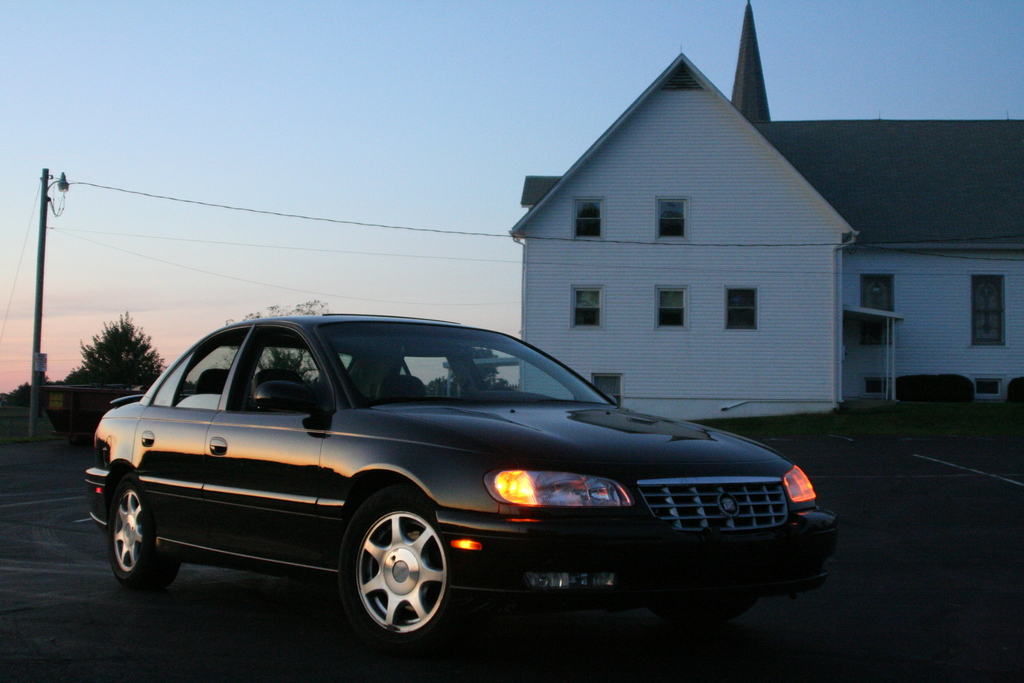 Another Al_Pacino 1999 Cadillac Catera post... - 12361875