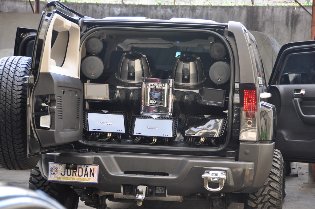 8dan8 2007 Hummer H3 Specs Photos Modification Info At