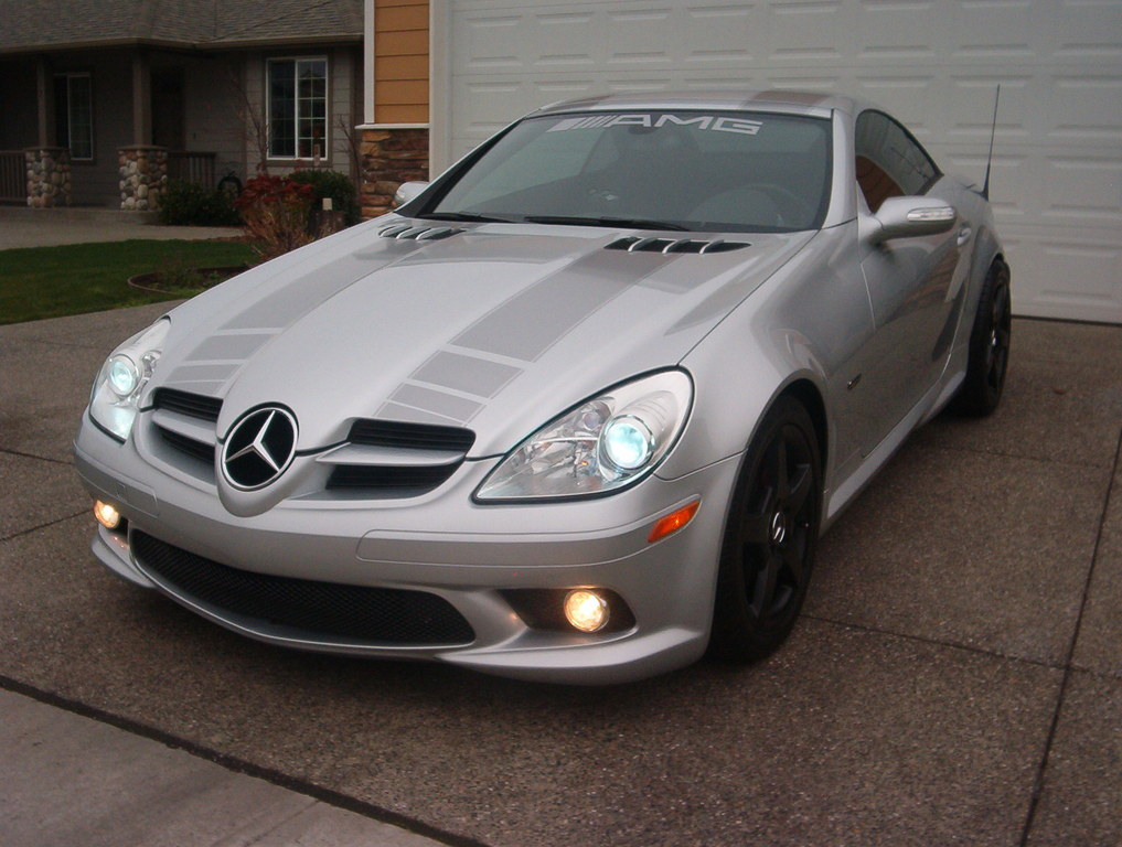 amgbenzspeed 2005 mercedes benz slk class specs photos