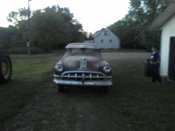 G-Money101 1950 Pontiac Silver Streak