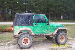 JeepNUTSs 2004 Jeep Rubicon