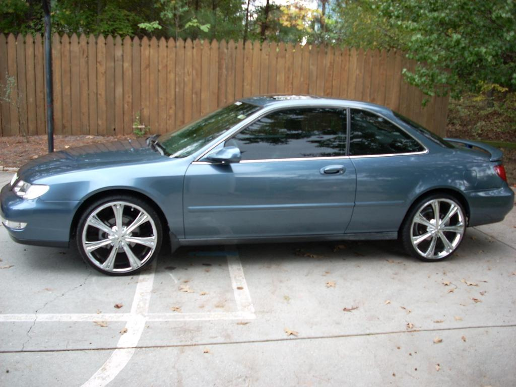 1997 Acura Cl Related Infomation Specifications