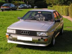 urdrivers 1986 Audi Coupe