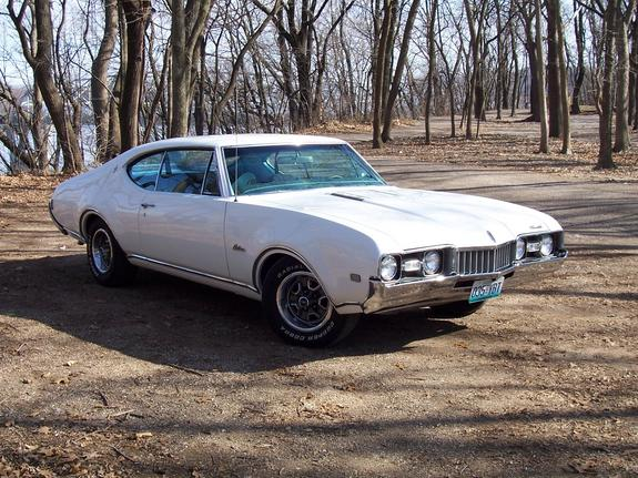 Bubba68CS's 1968 Oldsmobile Cutlass Supreme