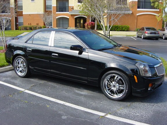 fl01ss 2004 cadillac cts specs photos modification info. Black Bedroom Furniture Sets. Home Design Ideas