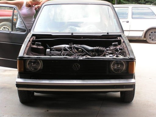 exportracing 1982 Volkswagen Rabbit