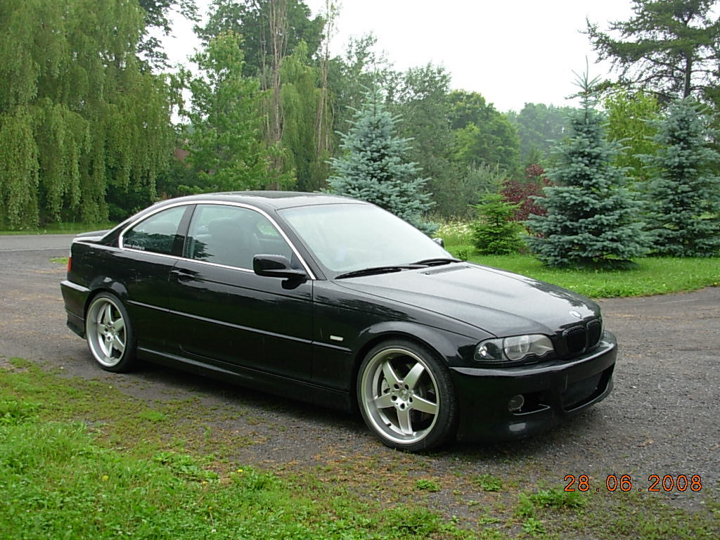 Mr Hamann 2001 Bmw 3 Series Specs  Photos  Modification