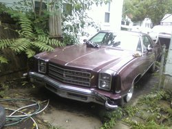 CSC-CHEVY 1976 Chevrolet Monte Carlo