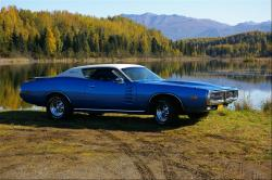 AKchargers 1972 Dodge Charger
