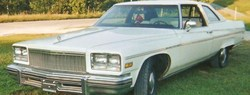 Intimidatresss 1976 Buick Electra
