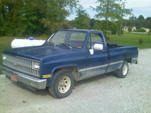 faceman2009 s 1982 chevrolet c  k pick up in dundee  mi 1982 chevy c10 truck bed 1972 chevy c10 long bed parts for sale