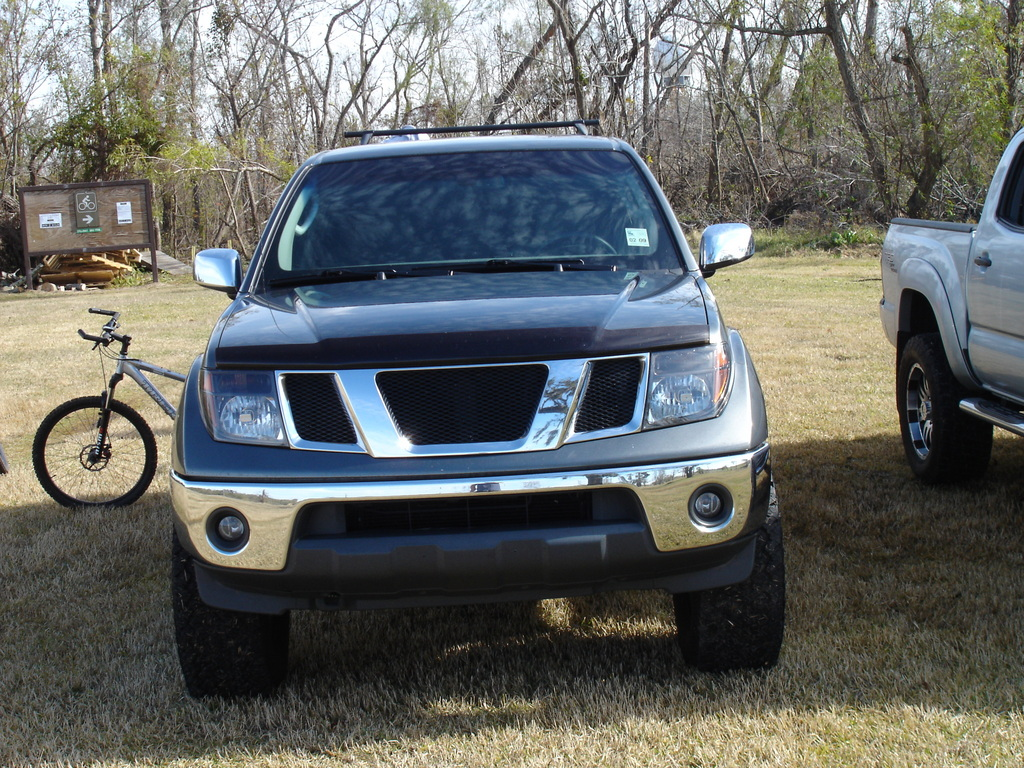 Another stomper35 2006 Nissan Frontier Crew Cab post... - 12369692