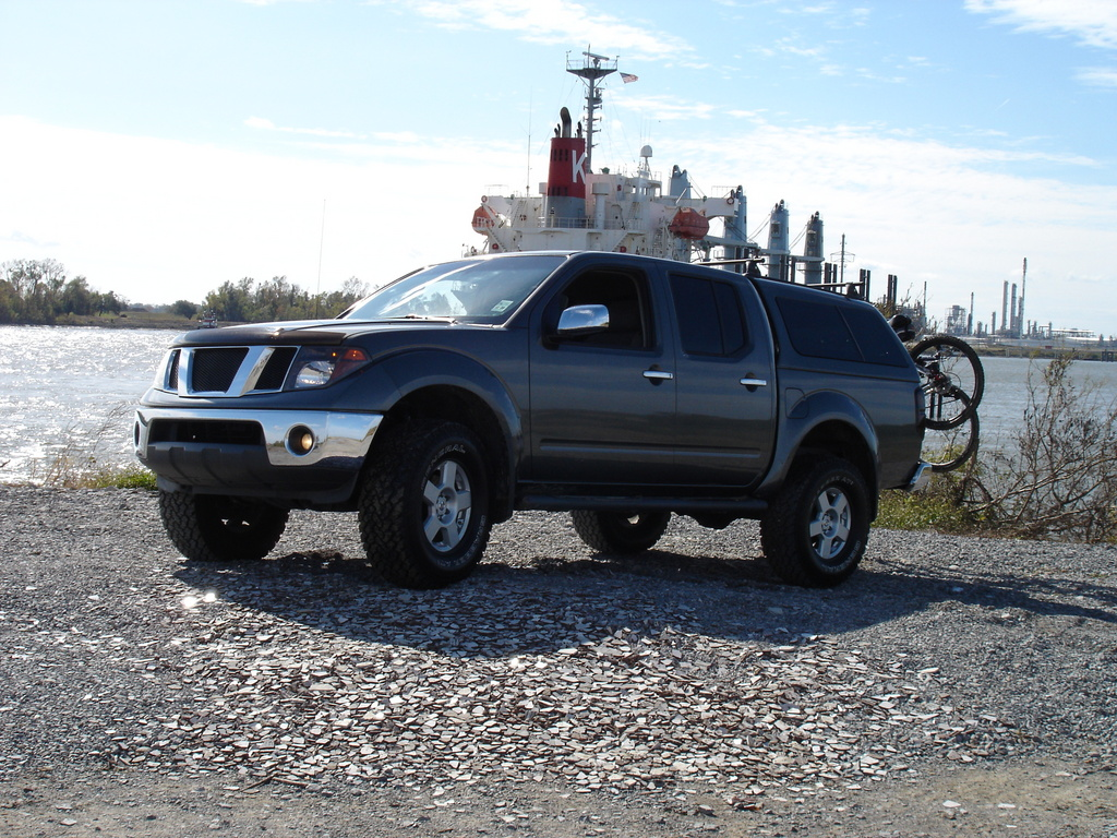 Another stomper35 2006 Nissan Frontier Crew Cab post... - 12369716