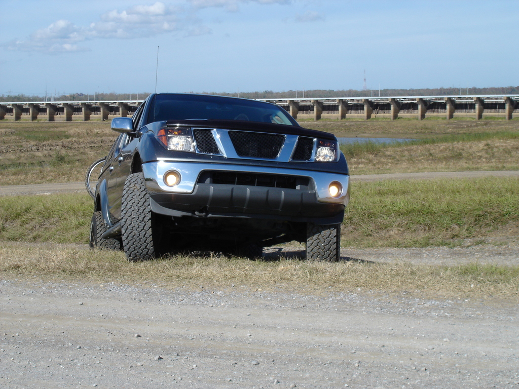 Another stomper35 2006 Nissan Frontier Crew Cab post... - 12369717