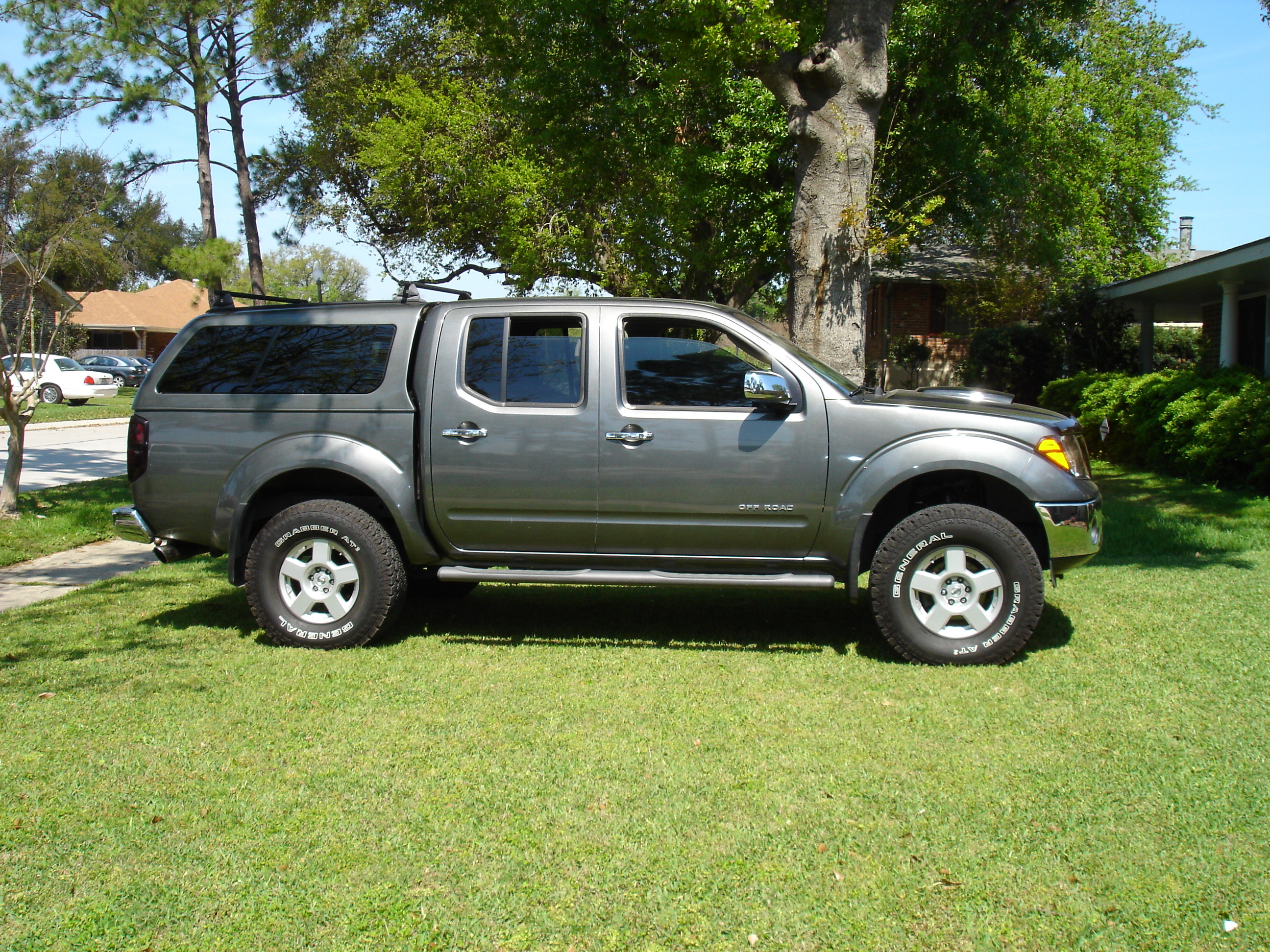Another stomper35 2006 Nissan Frontier Crew Cab post... - 12369719