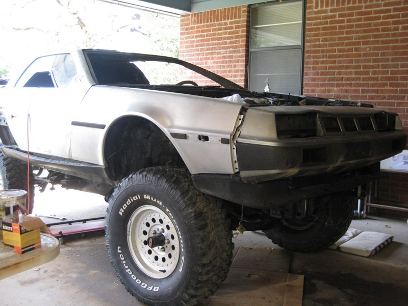JoeyGowdy's 1981 DeLorean DMC-12