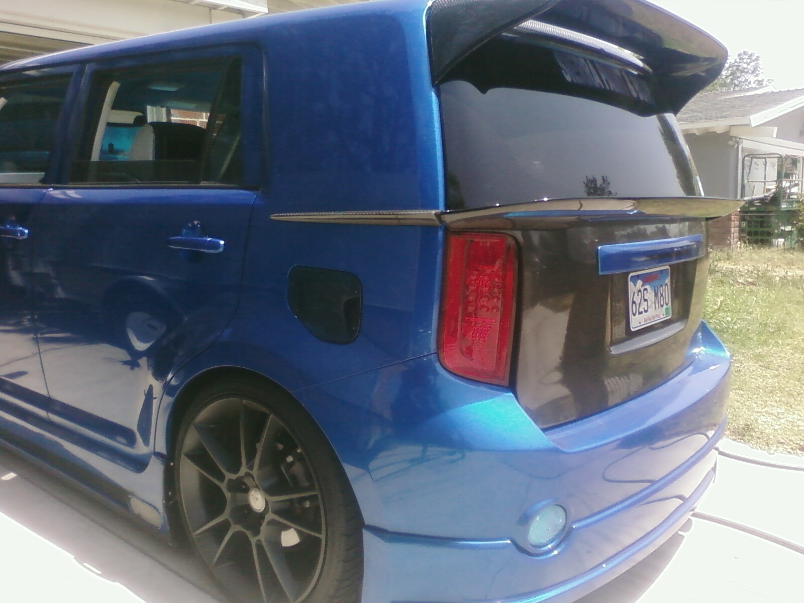 scvscions 39 s 2008 scion xb in canyon country ca. Black Bedroom Furniture Sets. Home Design Ideas