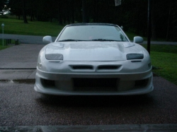 Stealth-Up-In-Yas 1992 Dodge Stealth