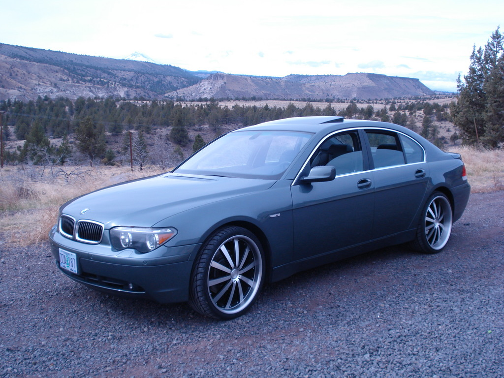 2002 Bmw 7 Series Horsepower