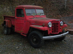 4wheeljunky 1954 Willys Pickup