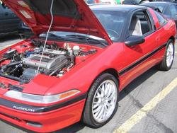 Red90Lasers 1990 Plymouth Laser