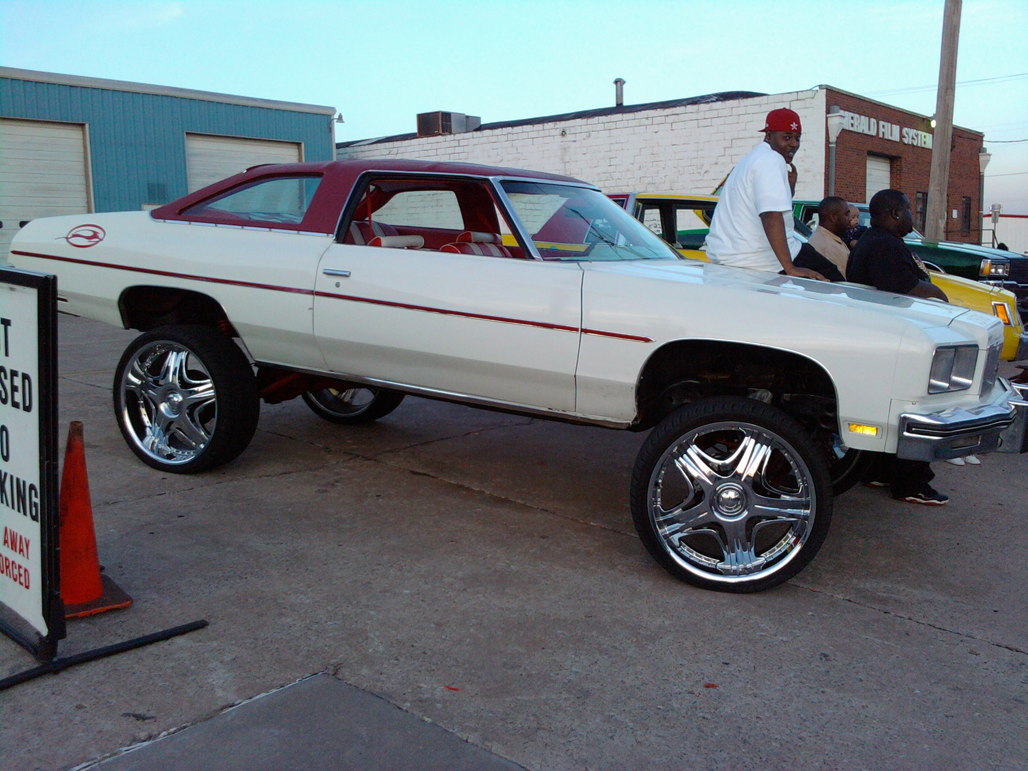 Reez Major 1979 Chevrolet Impala Specs Photos