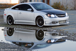 Silver-Bullet07s 2007 Chevrolet Cobalt