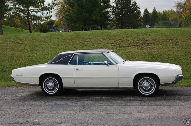 Gormanwpjr 1967 Ford Thunderbird Specs Photos
