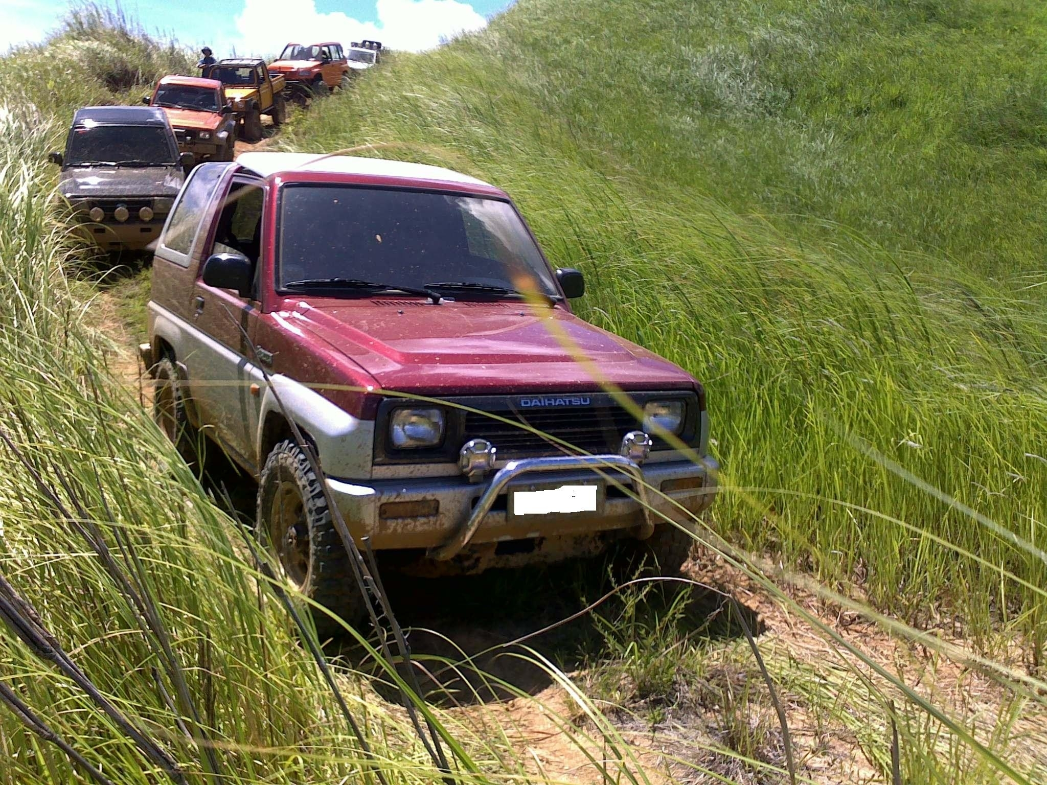 Another miko10 1992 Daihatsu Feroza post... - 12373032