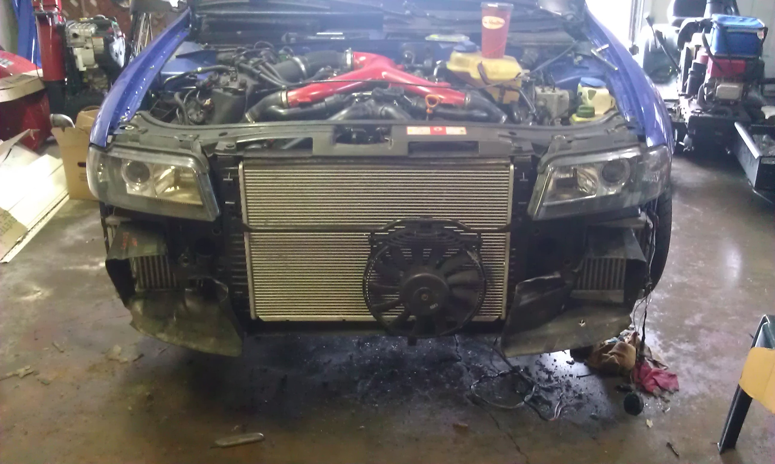 Another Andyid26 2000 Audi S4 post... - 13544958
