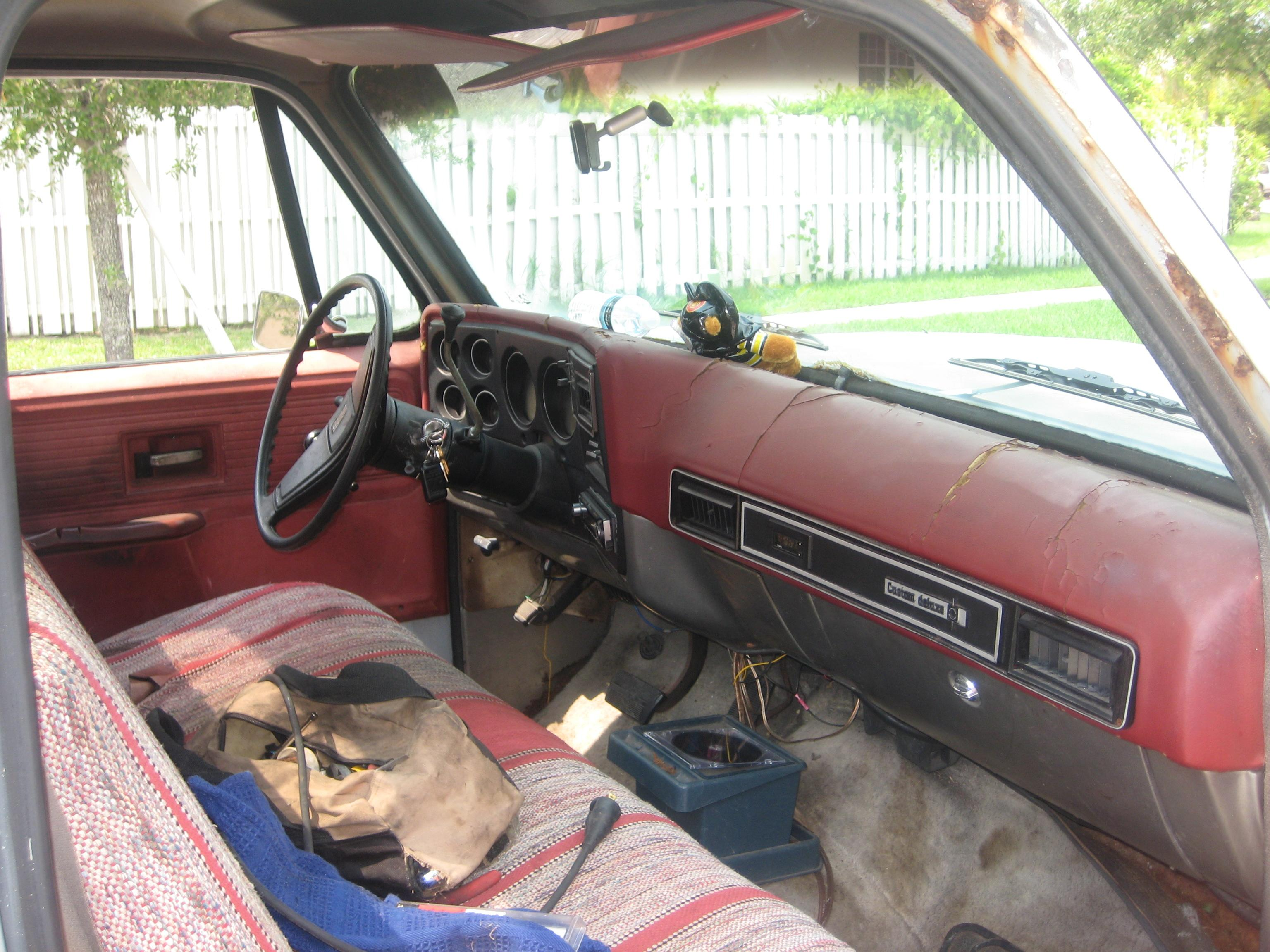 Another Cominclean 1977 Chevrolet C/K Pick-Up post... - 12735157