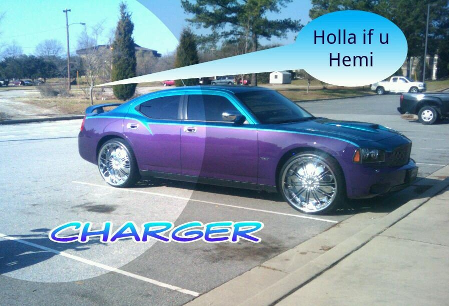 Dade-Boi 2008 Dodge Charger