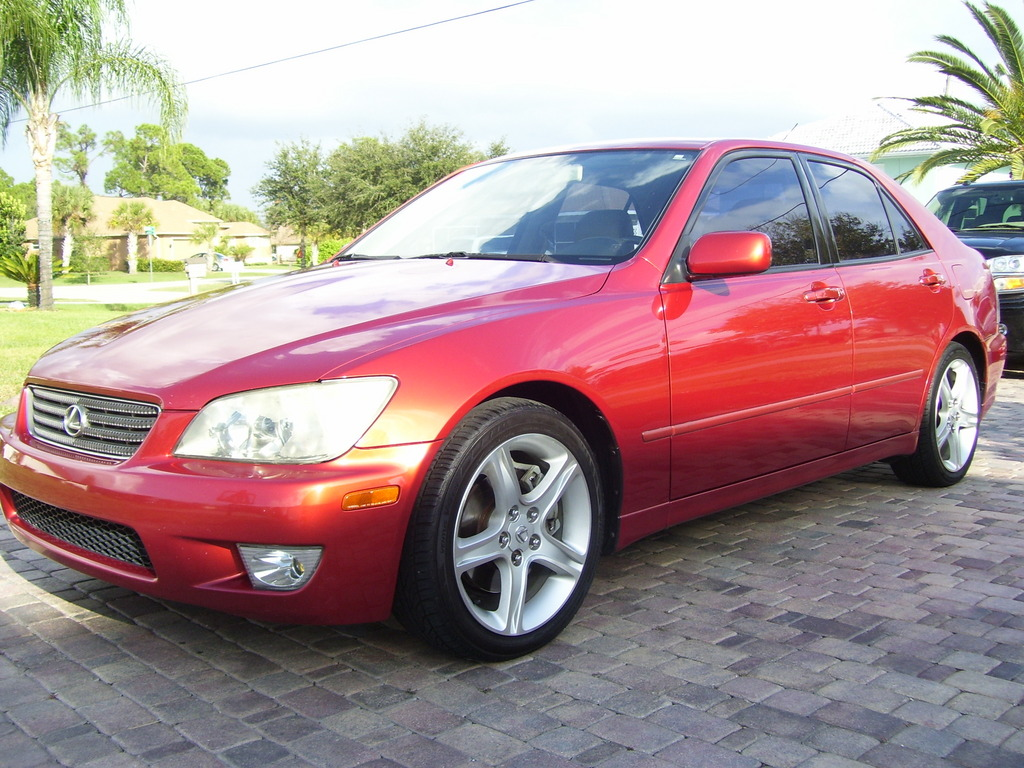 Another fiyaman 2004 Lexus IS post... - 13693349