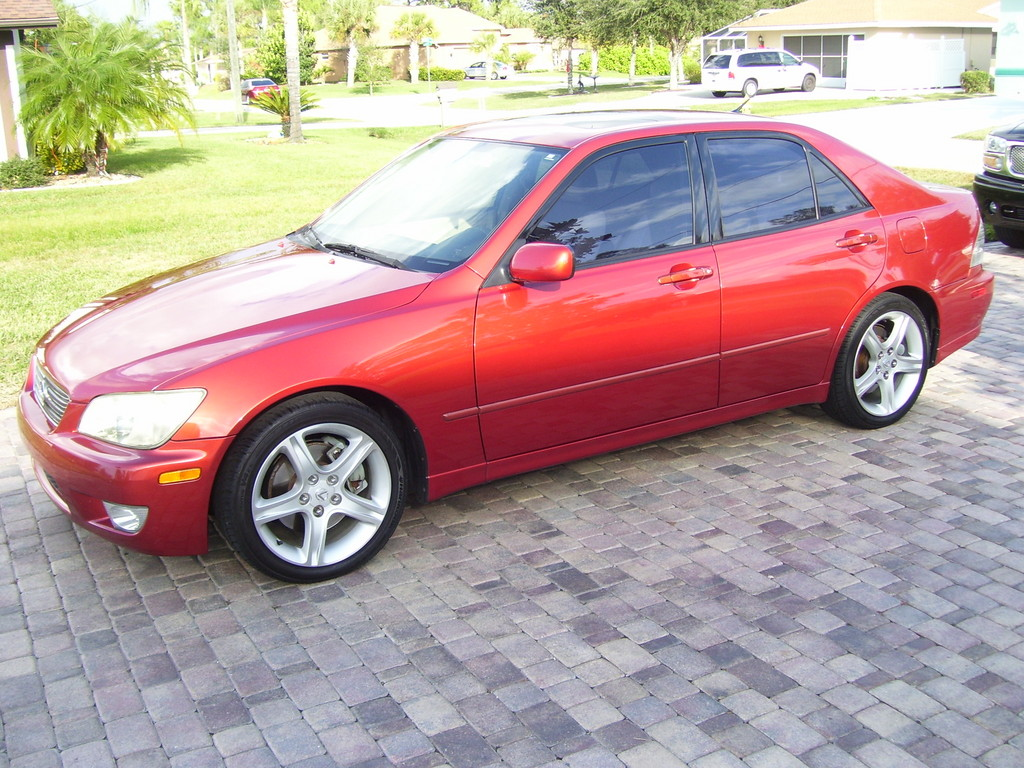 Another fiyaman 2004 Lexus IS post... - 13693351